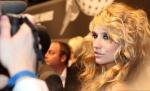 ke$ha at Swiss Music Awards 2010 in Zurich