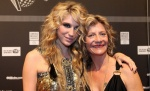 ke$ha at Swiss Music Awards 2010 in Zurich
